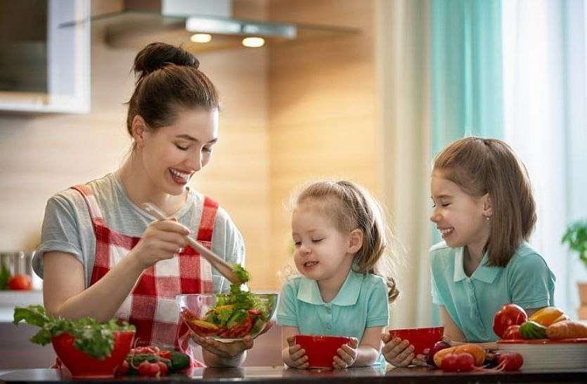 Kids Diet :- तेज दिमाग और सेहतमंद रहने के लिए बच्चों को दें ये आहार