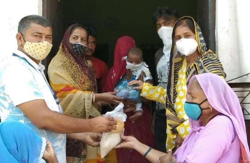 संसाधनों की कमी व कार्मिकों की अनदेखी ने जिले में बढ़ा दिया कुपोषण