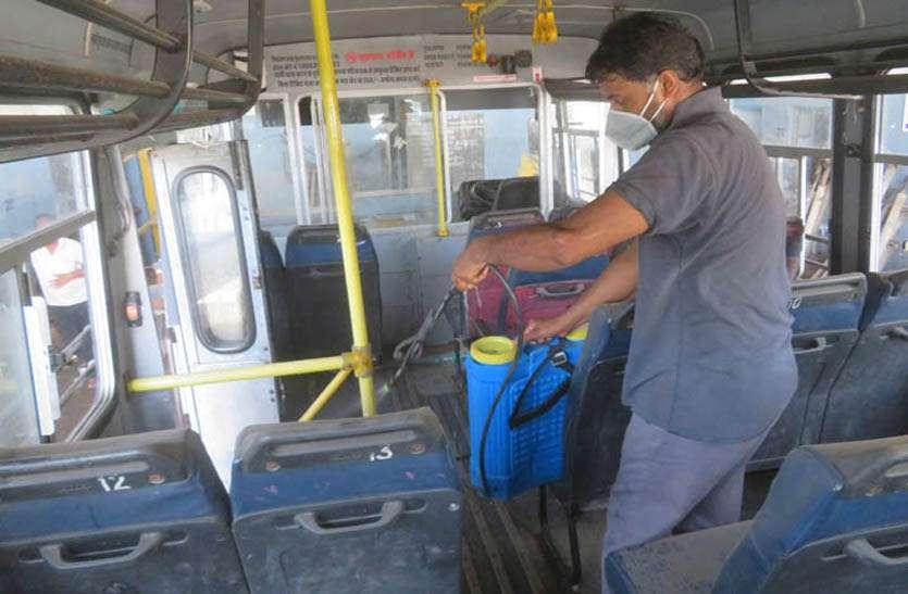 अनलॉक 2.0- टोंक आगार करेगा 22 गाडिय़ों का संचालन, जयपुर- कोटा के लिए चलेगी 6-6 बसें