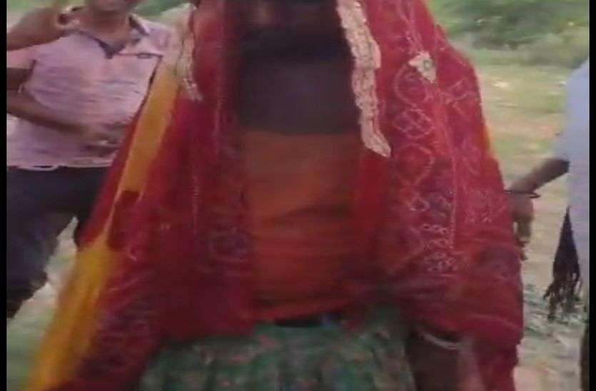 लड़की भगाने पर नाबालिग को महिलाओं के कपड़े पहनाकर मांग में भरा सिंदूर, जंजीर से बांधकर मांगे 90 हजार रुपए