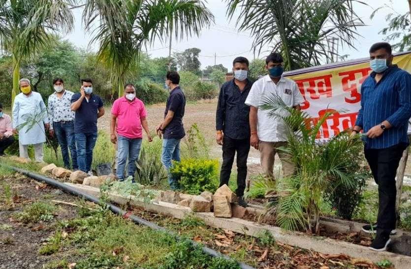 पत्रिका पौधरोपण अभियान: रैंगवा में हुआ पौधरोपण, मनमोहन नगर में बनेगा पीपल वन- देखें वीडियो