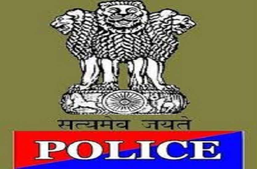Jhalawar Police...फायरिंग कर भागे बदमाश