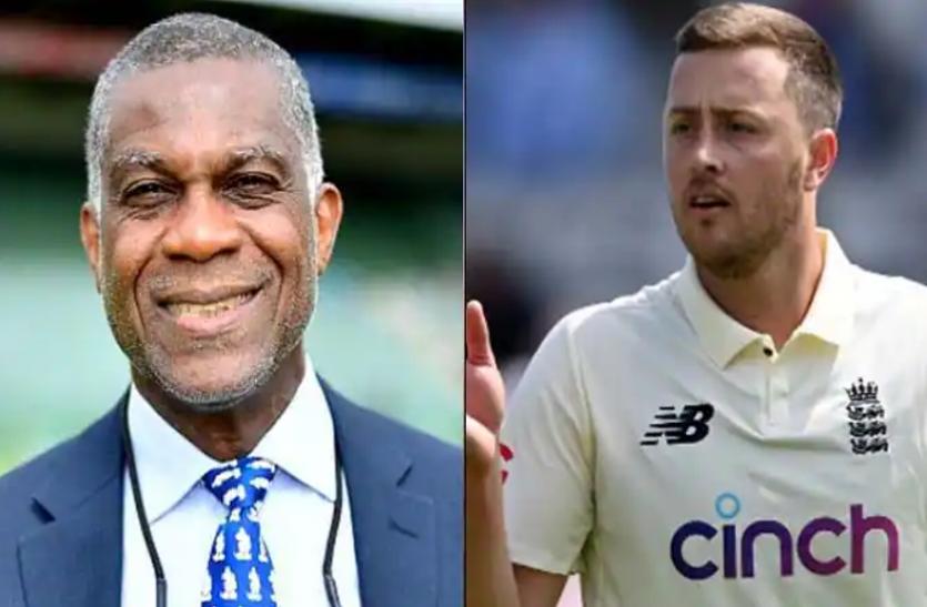 रॉबिन्सन के सपोर्ट में उतरे वेस्टंडीज के पूर्व गेंदबाज होल्डिंग, कहा-मिलना चाहिए दूसरा मौका
