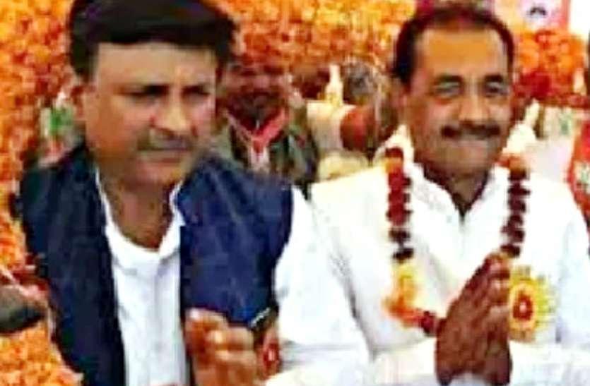 BJP की प्रदेश कार्यसमिति में जाति पर सियासत, राज्यमंत्री कुर्मी, सांसद राजपूत