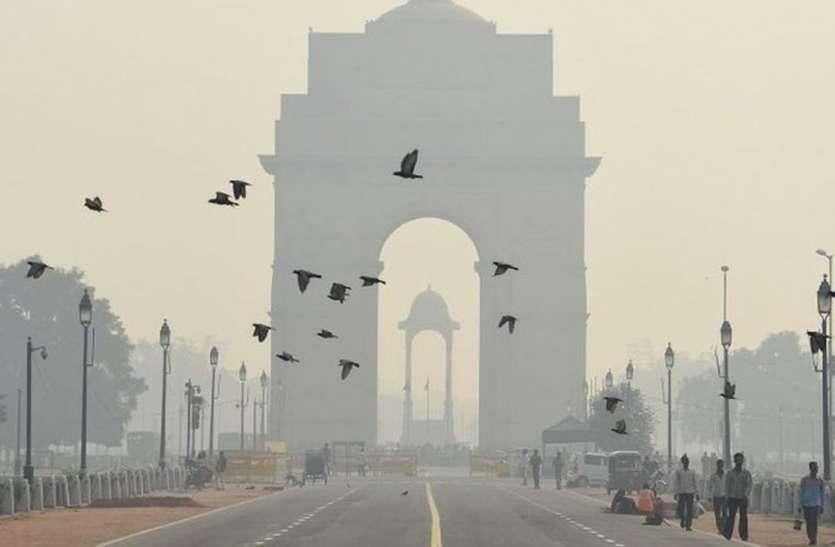 दिल्ली में गर्मी के साथ प्रदूषण का स्तर बढ़ा, अगले 24 घंटे तक मौसम में सुधार की उम्मीद नहीं
