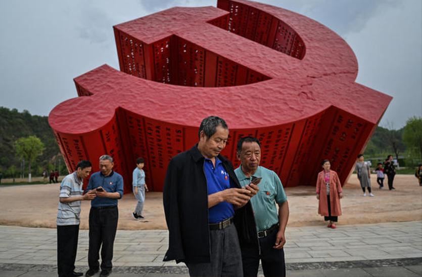 कम्युनिस्ट पार्टी की नीतियों के नतीजे भुगत रहा चीन