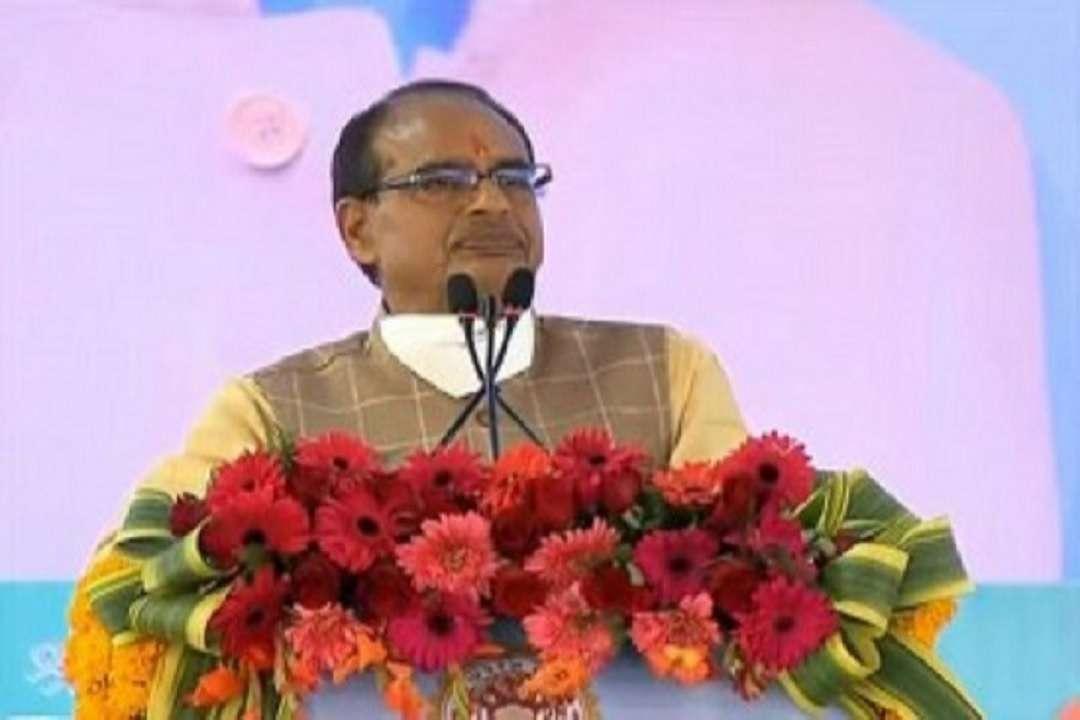 CM Shivraj Singh