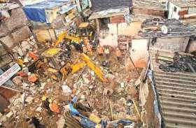 हादसा: मुंबई में3 मंजिला इमारत ढही, 11 की मौत