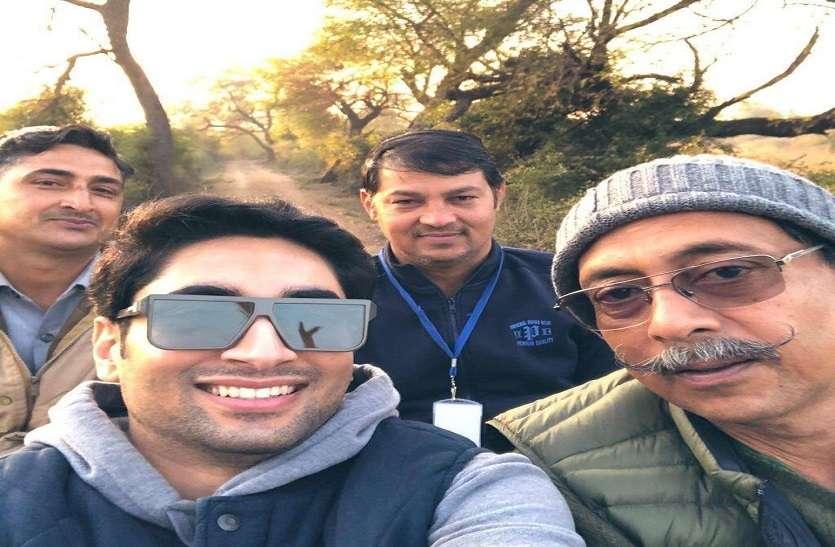 विश्ववेंद्र सिंह के पुत्र अनिरुद्ध ने फिर साधा पिता पर निशाना, ट्विटर पर देर रात लिखा 'विश्वासघात'