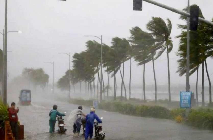 पुर्वानुमान से पहले पहुंचा मानसून, मौसम विभाग ने दी अति भारी वर्षा की चेतावनी