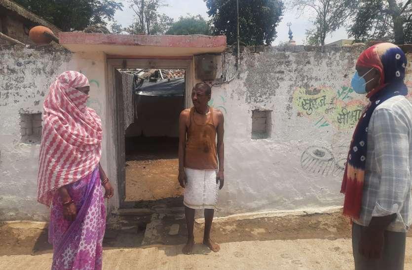 Breaking news चेतन और किशन की बीमारी ने बिगाड़ी गांव की फिजा, शतप्रतिशत वेक्सीनेशन की योजना पर फिरा पानी