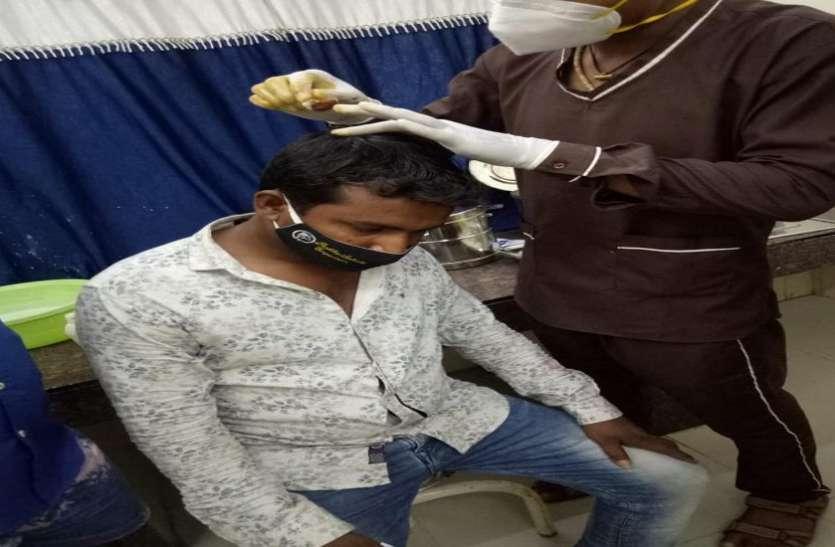 भैंसापसरा में बिजली कर्मचारियों से युवकों ने की जमकर मारपीट