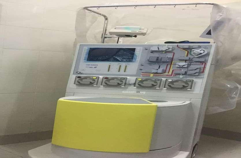 जिला चिकित्सालय में जल्द शुरू होगी ब्लड कंपोनेंट सेपरेशन यूनिट
