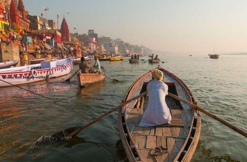 नाविकों की मुस्कान लौटी, गंगा में 14 जून से नाविक चला सकेंगे नाव