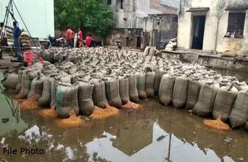 छत्तीसगढ़ : सरकार के दावों की खुली पोल, मानसून सिर पर, बर्बादी की ओर करोड़ों के धान