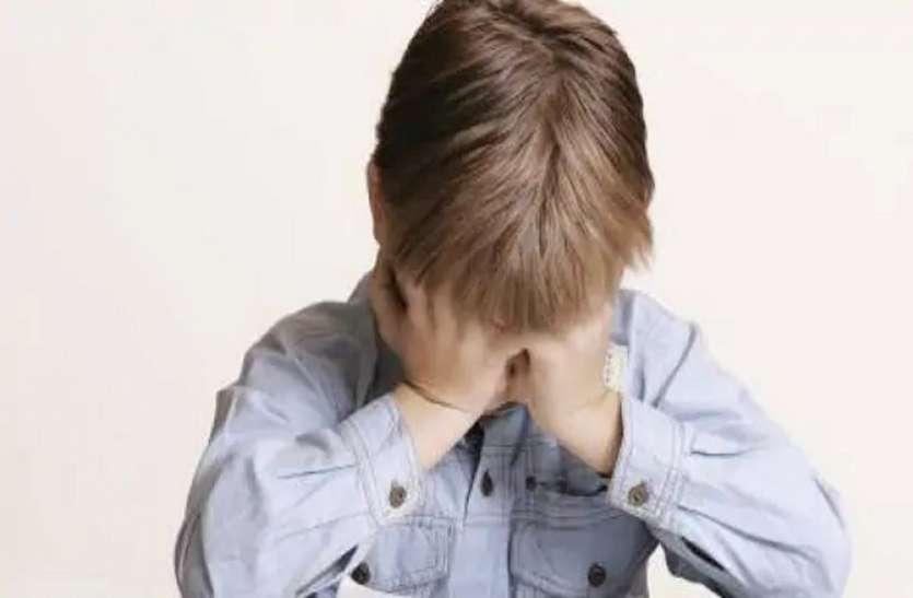 अवसाद ग्रस्त बच्चों में कोरोना संक्रमण का खतरा ज्यादा, शोध में हुआ दावा