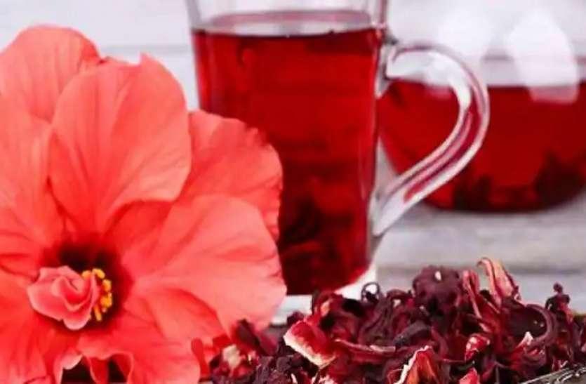 टूटते झड़ते बालों से हैं परेशान तो रोजाना पिएं गुड़हल की चाय