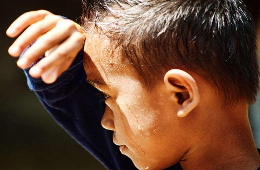 प्रचंड गर्मी : यलो जोन में हाड़ौती अंचल