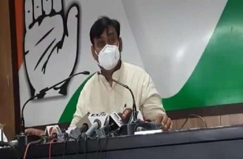 डोटासरा का भाजपा पर हमला, '400 रुपए सिलेंडर पर विरोध करने वाले अब कहां हैं'?
