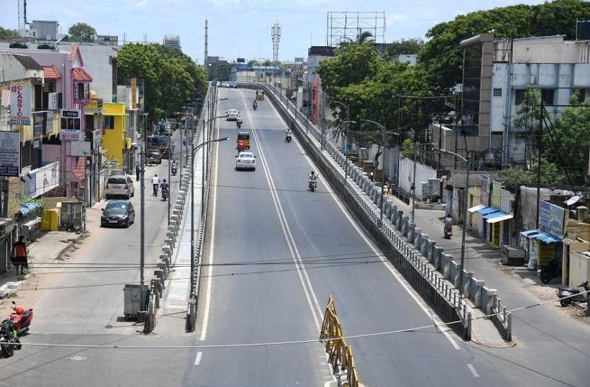 तमिलनाडु सरकार ने एक सप्ताह बढ़ाया लॉकडाउन, 27 जिलों में पाबंदियों में ज्यादा छूट