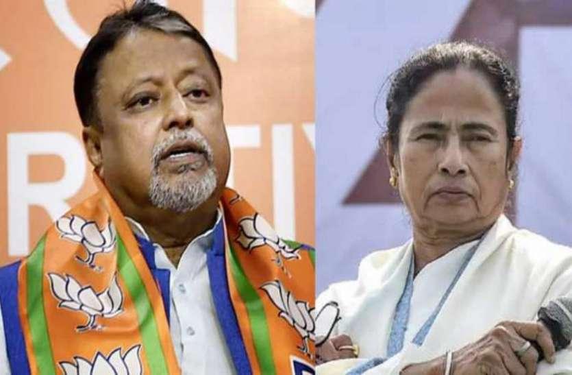 पश्चिम बंगाल: मुकुल रॉय की TMC में घर वापसी पर बोलीं ममता- भाजपा में बहुत शोषण हुआ