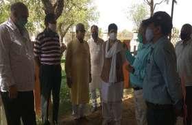 मंडावा के कृषि महाविद्यालय में पहली साल 60 को मिलेगा प्रवेश, दस करोड़ रुपए होंगे खर्च