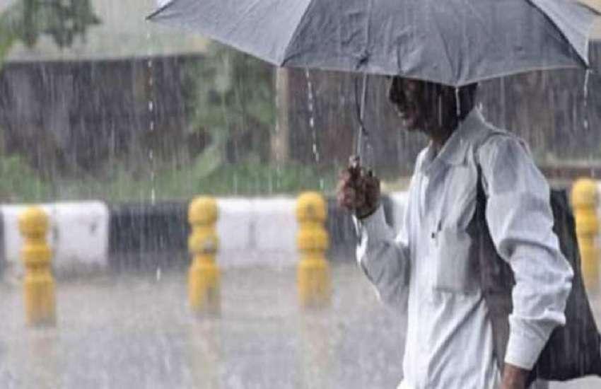 प्री मानसून बारिश से सभी खुश