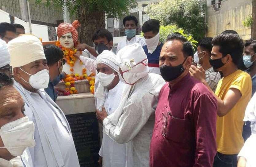राजेश पायलट की पुण्यतिथि को प्रेरणा दिवस के रूप में मनाया