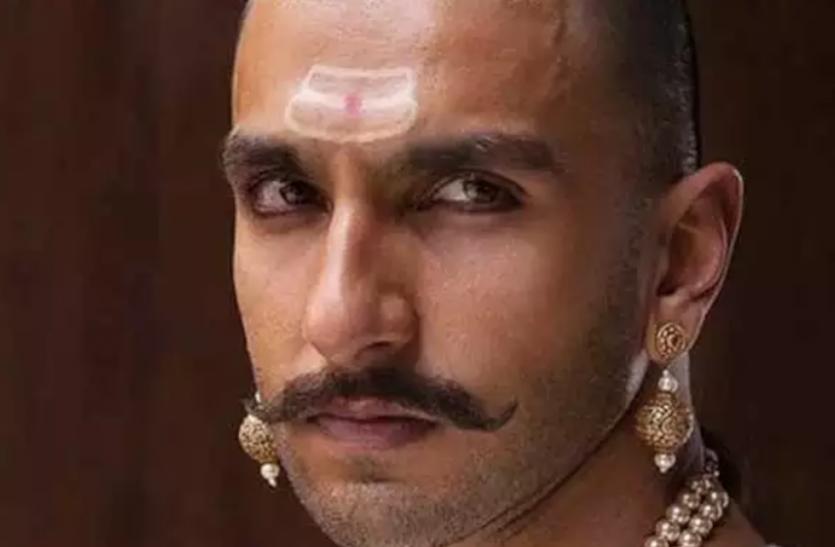 'बाजीराव मस्तानी' के सेट पर रणवीर सिंह को दिख गया था बाजीराव पेशवा का भूत