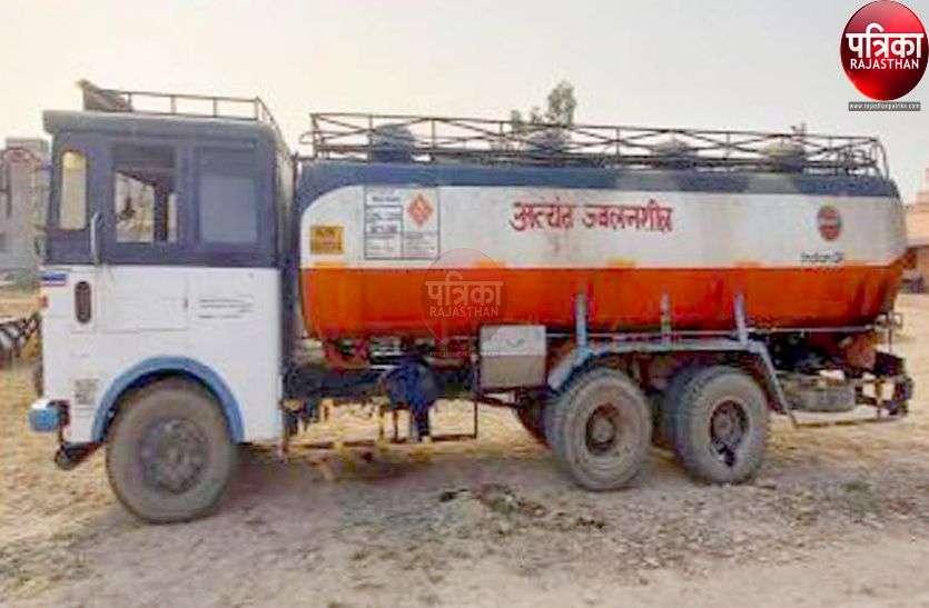 पेट्रोल-डीजल के भाव आसमान पर, गुजरात से तस्करी, राजस्थान में तस्करों की चांदी