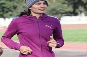 इंटरनेशनल क्रिकेट में जलवा दिखाने के बाद अब एथलीट में धूम मचाएगी यूपी की बेटी