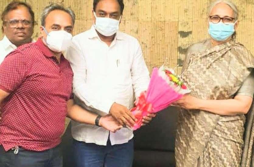 बीएसपी के45 हजार मजदूरों को मिले सेक्टर-9 अस्पताल में मुफ्त इलाज
