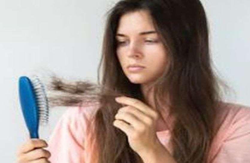 Hair Fall :- बाल रोजाना कम होने के यह हो सकते हैं कारण, तुरंत दें ध्यान...