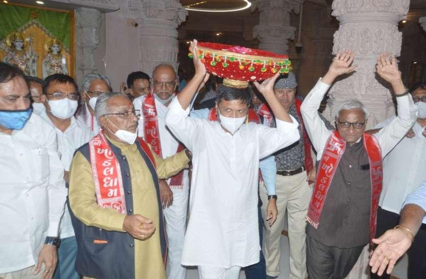 Gujarat: खोडलधाम ट्रस्ट के चेयरमैन ने कहा,  पाटीदार समाज का होना चाहिए मुख्यमंत्री