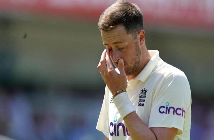 ओली रॉबिनसन सालों पुराने ट्वीट के कारण हुए सस्पेंड अब क्रिकेट के सभी फॉर्मेट्स से लिया ब्रेक