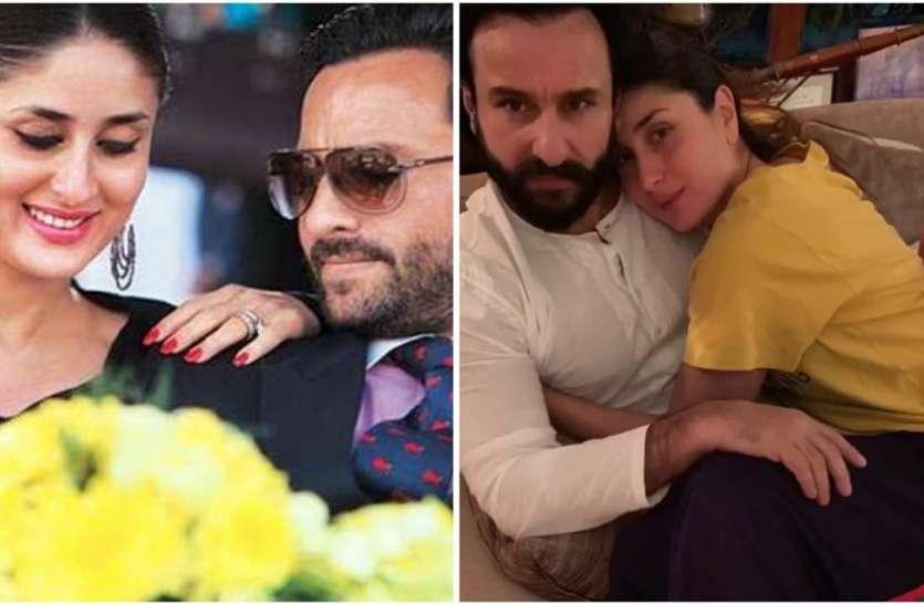 लिव-इन में रहने के लिए सैफ अली खान ने करीना कपूर की मां से मांगी थी इजाजत