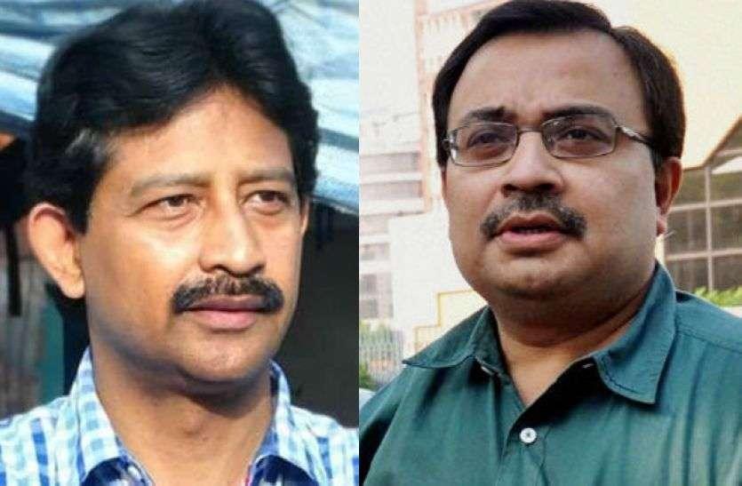 Bengal: अब कुणाल से मिले राजीव बनर्जी