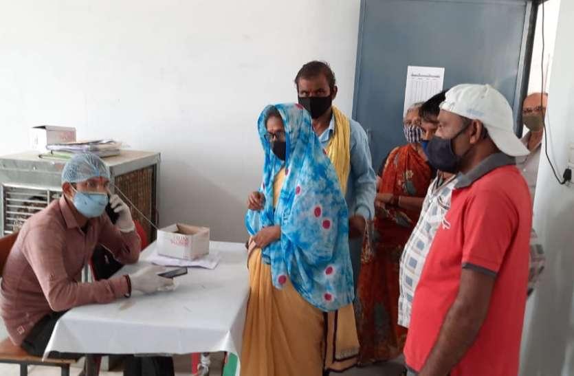 बढ़ी संक्रमण की रफ्तार, छतरपुर शहर समेत जिले में 4 पॉजिटिव मिले
