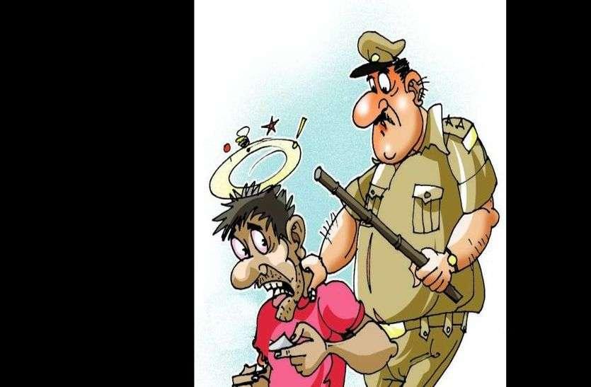 गच्चा देकर छिपता फिर रहा था नशे का कारोबारी मूंदड़ा,अजमेर पुलिस ने मेड़तासिटी की होटल में दबोचा