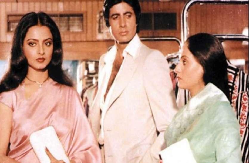 जया की वजह से रेखा से दूर हुए थे अमिताभ बच्चन, भरी महफिल में एक्ट्रेस ने कहा था- 'आपने नहीं देखे मेरे घाव'