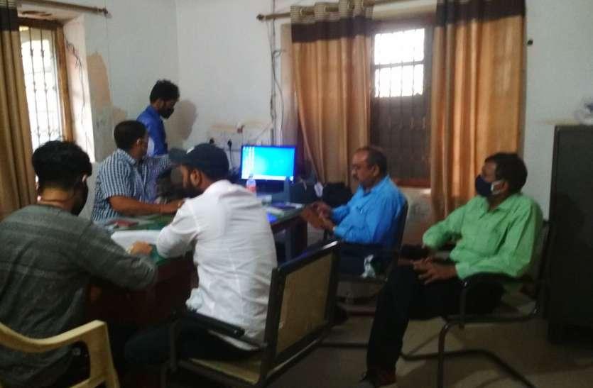 दिल्ली से अनाज भंडारण की जांच को रीवा पहुंची एफसीआई की टीम, जानिए, फिर क्या हुआ