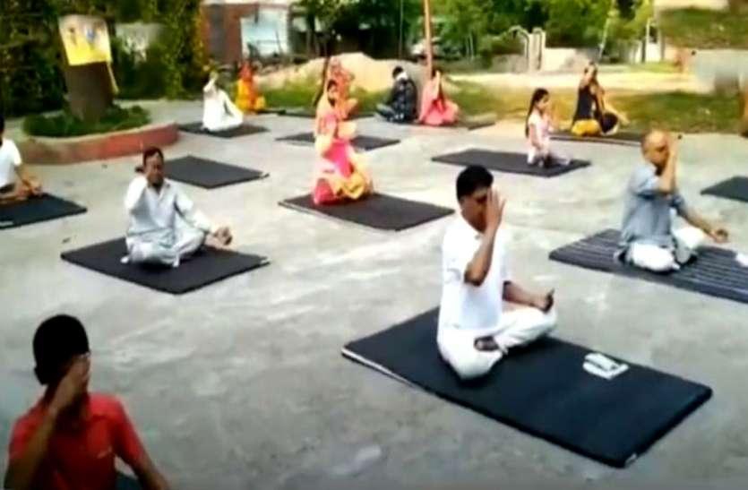 योग सप्ताह में कोरोना से लड़ना सिखाएंगे योग गुरु