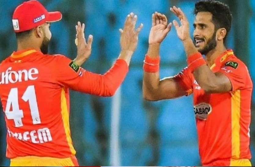 पाकिस्तानी खिलाड़ी हसन अली ने बीच में छोडा PSL, बोले-'क्रिकेट से ज्यादा परिवार जरूरी'