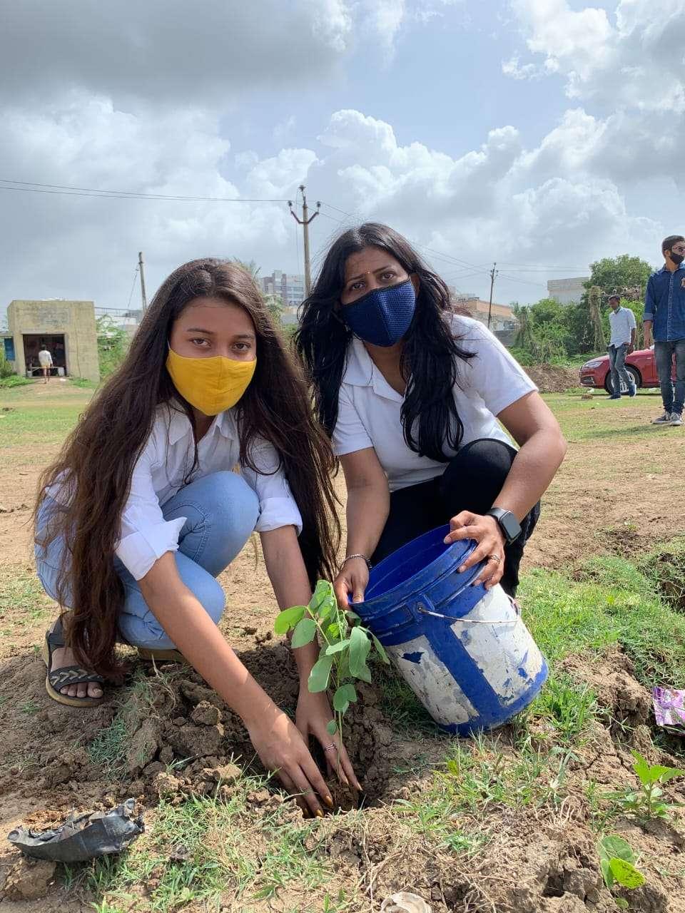 PLANTATION NEWS: समझा और समझाया पेड़-पौधों का महत्व