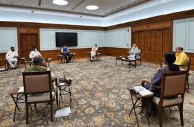 मंत्रिमंडल विस्तार की अटकलें तेज, पीएम मोदी ने केंद्रीय मंत्रियों व बीजेपी अध्यक्ष जेपी नड्डा के साथ की बैठक