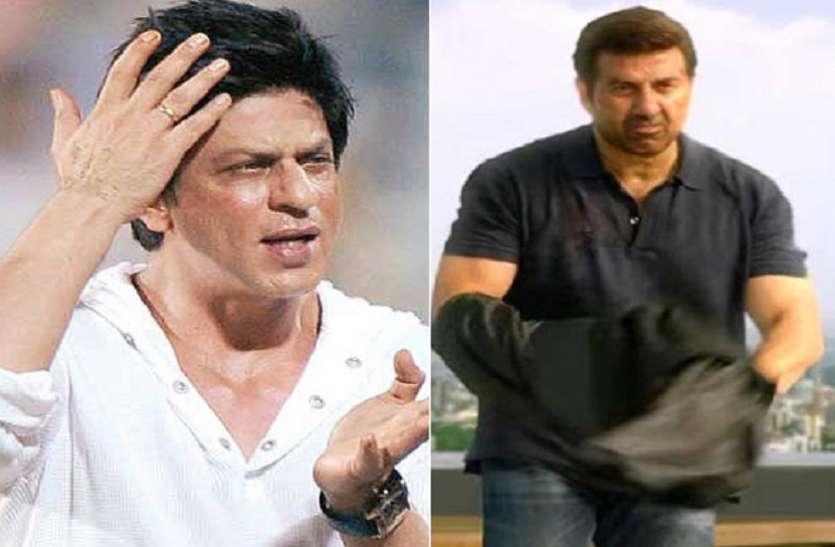 बॉलीवुड के 5 सुपरस्टार्स हैं सनी देओल के दुश्मन, शाहरुख खान पर जींस फाड़कर निकाला था गुस्सा