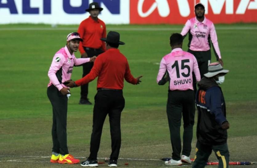 शाकिब अल हसन के बाद अब बीसीबी कर रहा अंपायरों की भूमिका की जांच, हो सकती है कार्रवाई