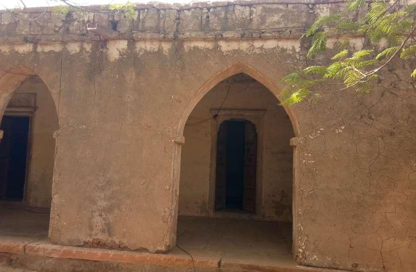 गुमनानी का दंश झेल रहा तीन जिलों की त्रिवेणी पर बसे नोख क्षेत्र का ऐतिहासिक किला