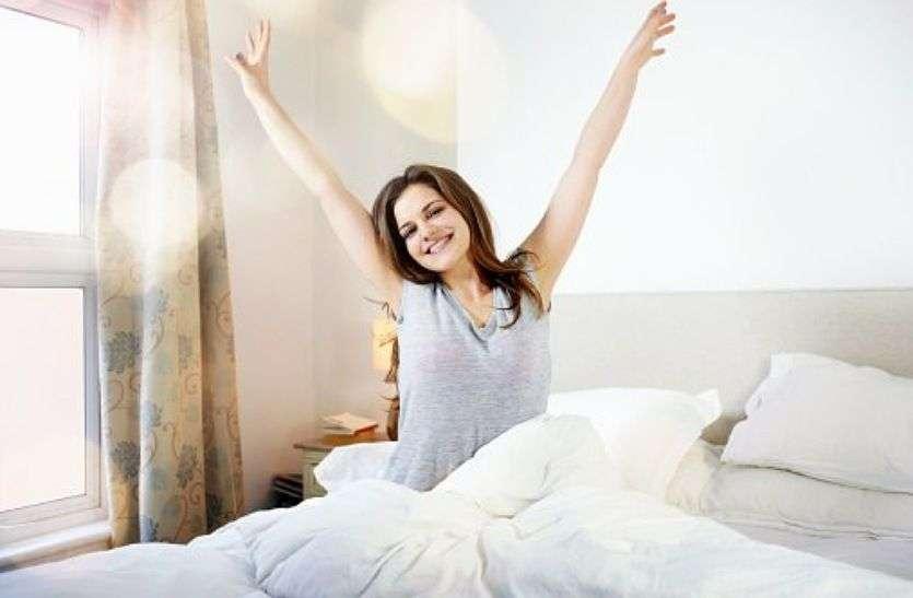 Get up early morning :- जीवन का आनंद लेना है तो सुबह जल्दी उठने की ऐसे डालें आदत