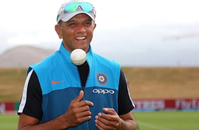 राहुल द्रविड होंगे श्रीलंका दौरे पर टीम इंडिया के कोच, बीसीसीआई ने की घोषणा